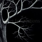 Tree Branches Sketch 2